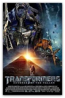 Transformer 2 Revenge Of The Fallen Seru Banget