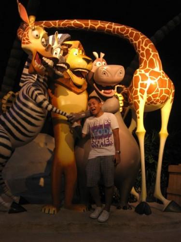 Dreamworks' Madagascar