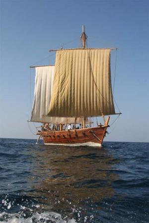 The Jewel of Muscat ship