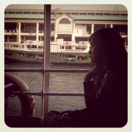 Star Ferry Girl