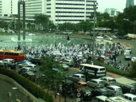 FPI Mob Against Ahmadiyya