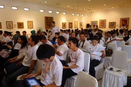 Suasana ASEAN Blogger
