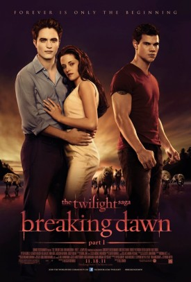 Twilight Breaking Dawn Part 1