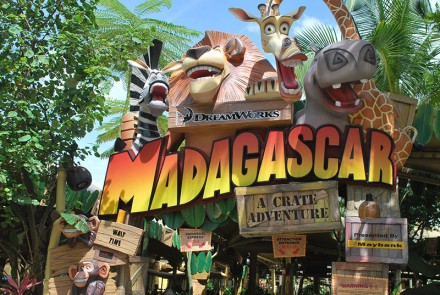 Madagascar Universal Singapore