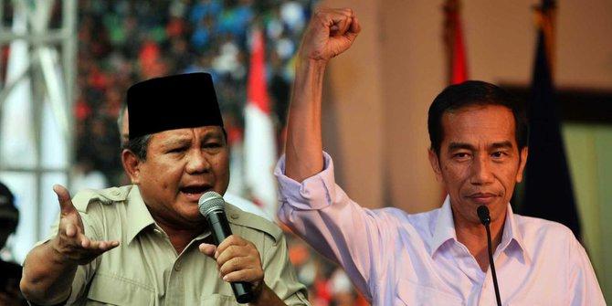 Antara Prabowo dan Jokowi
