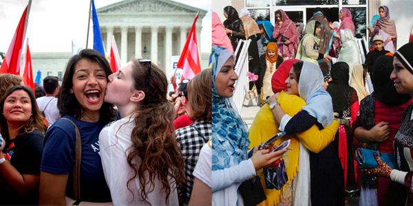 Miripnya Libur Idul Fitri New York dan Pernikahan Gay