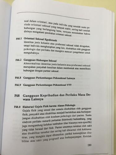 Gambar 4. PPDGJ III halaman 288
